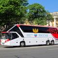 """Красногорскому футбольному клубу """"Зоркий"""" требуется водитель автобуса."""