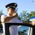Работа в ГИБДД Красногорского района в должности инспекторов ДПС.