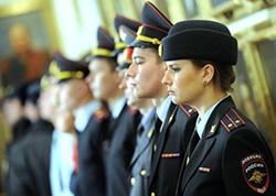 Работа в полиции Красногорска в должностях младшего и среднего начальствующего состава!